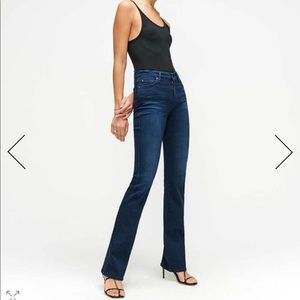 7 for all Mankind high waisted bootcut jean
